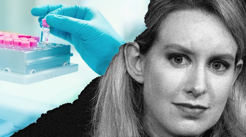 Are patents worth it? Lessons from the $9bn Theranos fraud