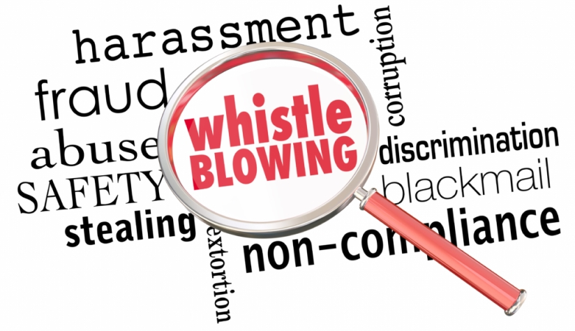 Why is whistle-blowing important?