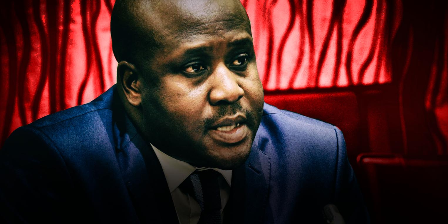 ANC MP Bongani Bongo arrested for corruption