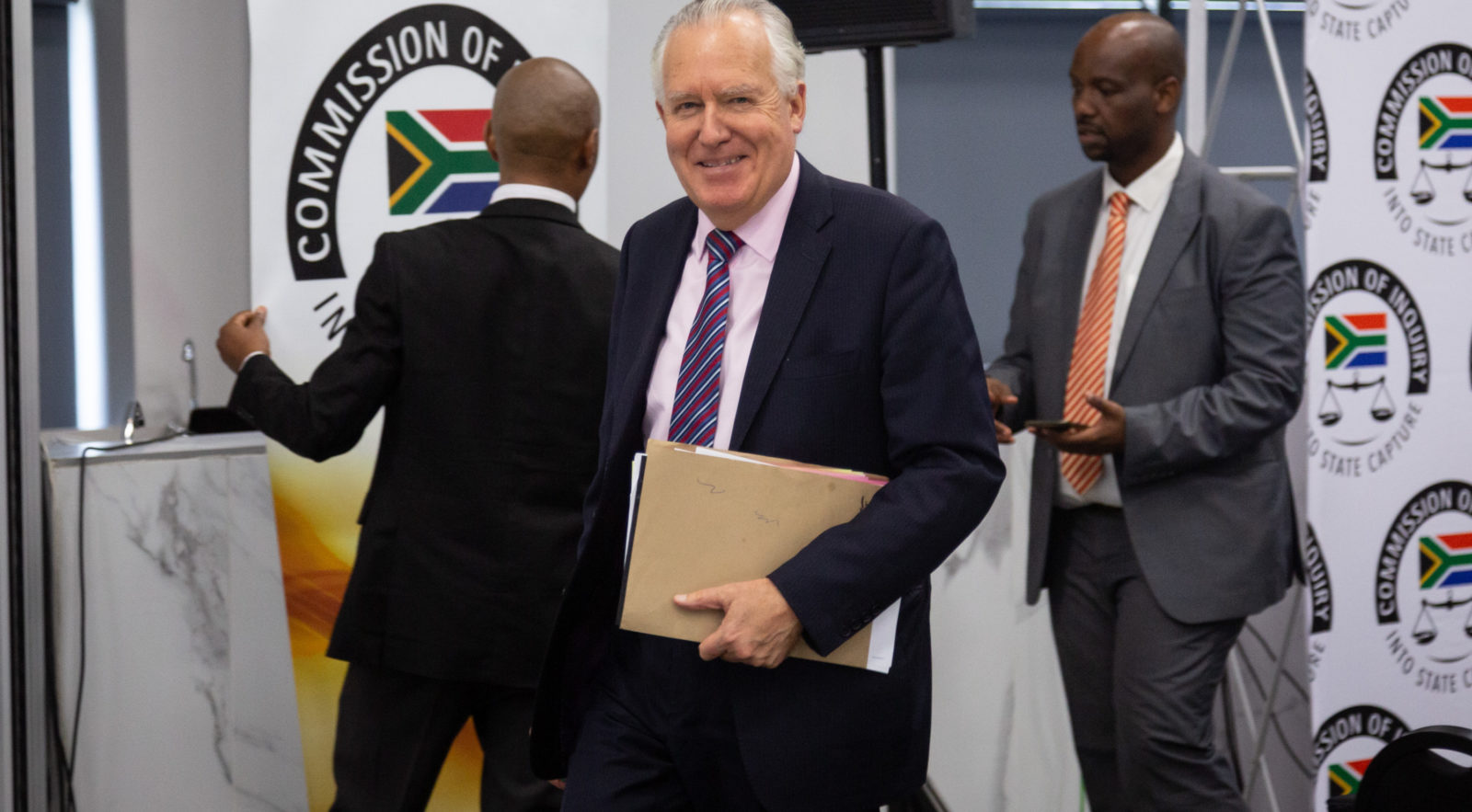 Lord Peter Hain puts foreign governments, global firms front and centre in South Africa's State Capture