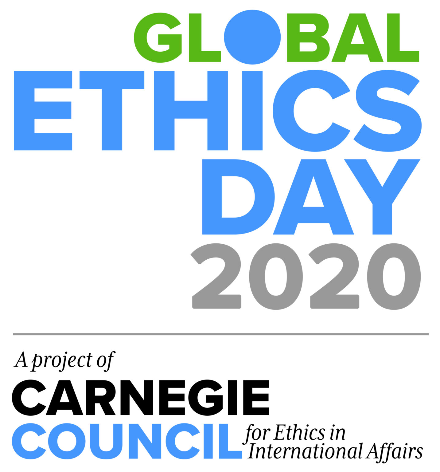 Today is #GlobalEthicsDay2020
